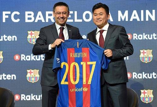 """Ký hợp đồng 200 triệu bảng, Barca tự tin """"trói"""" Messi - 1"""