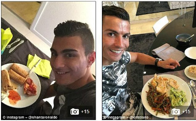 """""""Gần mực"""", J.Rodriguez đang nhiễm thói xấu của Ronaldo - 2"""