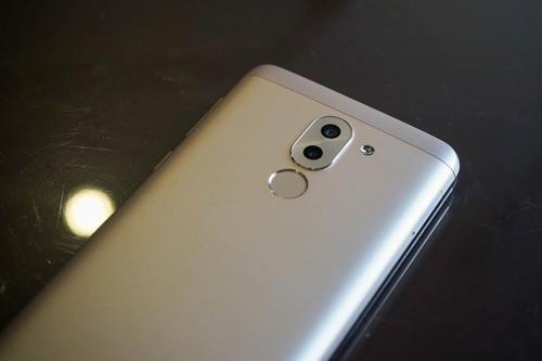 Lộ ảnh Huawei GR5 2017, camera kép mặt sau - 2