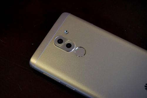 Lộ ảnh Huawei GR5 2017, camera kép mặt sau - 3