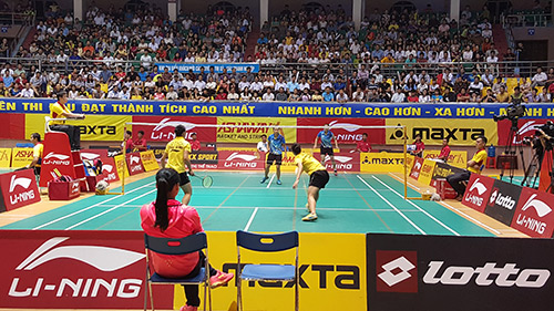 """Khởi tranh """"giải các cây vợt xuất sắc toàn quốc – Cup Li-Ning 2016"""" lần thứ 5 - 5"""