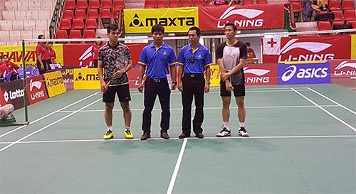 """Khởi tranh """"giải các cây vợt xuất sắc toàn quốc – Cup Li-Ning 2016"""" lần thứ 5 - 4"""