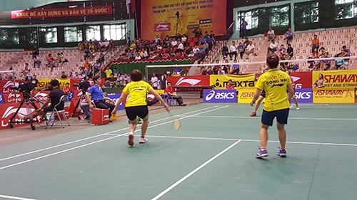 """Khởi tranh """"giải các cây vợt xuất sắc toàn quốc – Cup Li-Ning 2016"""" lần thứ 5 - 6"""