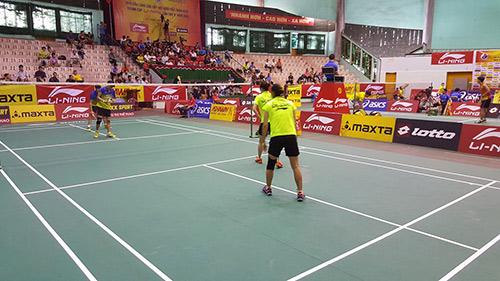 """Khởi tranh """"giải các cây vợt xuất sắc toàn quốc – Cup Li-Ning 2016"""" lần thứ 5 - 3"""