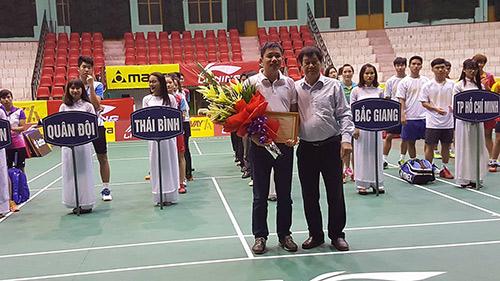 """Khởi tranh """"giải các cây vợt xuất sắc toàn quốc – Cup Li-Ning 2016"""" lần thứ 5 - 1"""