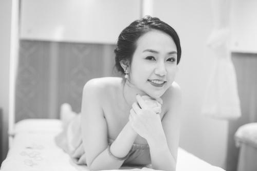 Bà xã Tuấn Hưng bầu 6 tháng đẹp hơn thời con gái - 12