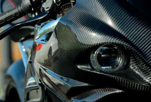 Mổ xẻ siêu môtô Norton V4 RR giá chát 780 triệu đồng - 9