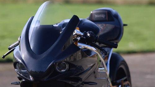 Mổ xẻ siêu môtô Norton V4 RR giá chát 780 triệu đồng - 3