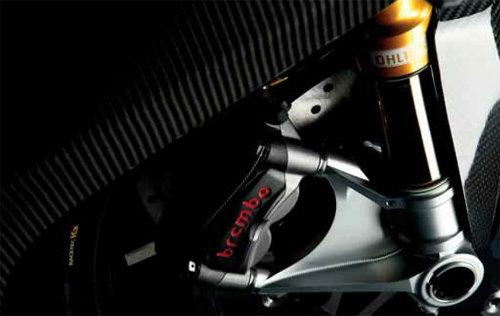 Mổ xẻ siêu môtô Norton V4 RR giá chát 780 triệu đồng - 12