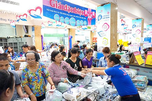 Siêu thị Co.opmart & Co.opXtra bán 6 gói sữa Nutifood giá chỉ 5.000 đồng - 1