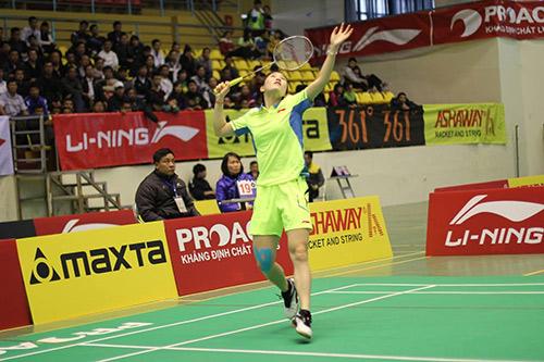 """Khởi tranh """"giải các cây vợt xuất sắc toàn quốc – Cup Li-Ning 2016"""" lần thứ 5 - 2"""