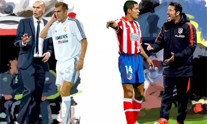 Derby Madrid: Rô béo & siêu phẩm 14 giây qua 7 sao Atletico - 2