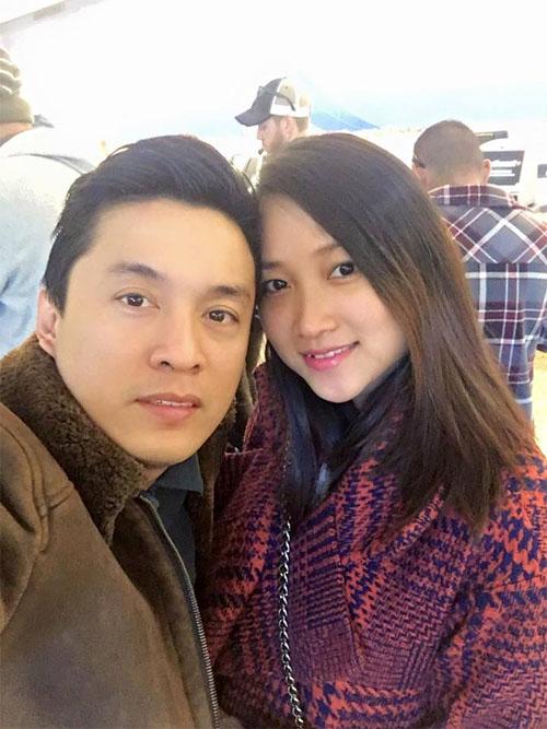 Lam Trường xác nhận vợ mang thai con gái hơn 6 tháng - 2