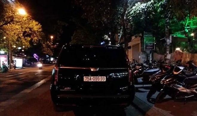 """Hàng loạt siêu xe biển """"khủng"""" của đại gia Huế vào tầm ngắm - 1"""