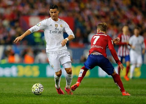 Trước vòng 12 Liga: Real đấu Atletico và hành động của Barca - 1