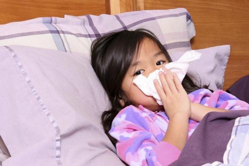 6 căn bệnh con bạn có thể bị mắc vào mùa đông và cách phòng tránh - 2