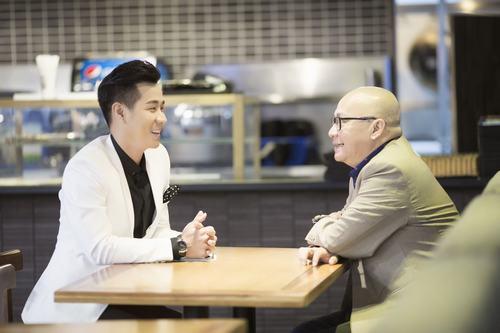 MC Nguyên Khang tiết lộ về người thầy từng tháp tùng TT Obama - 1