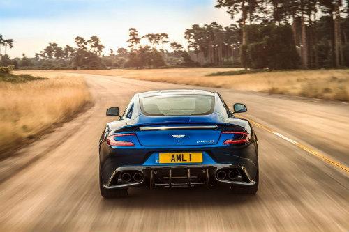 Aston Martin Vanquish S nâng cấp động cơ, giá 6,6 tỷ đồng - 2