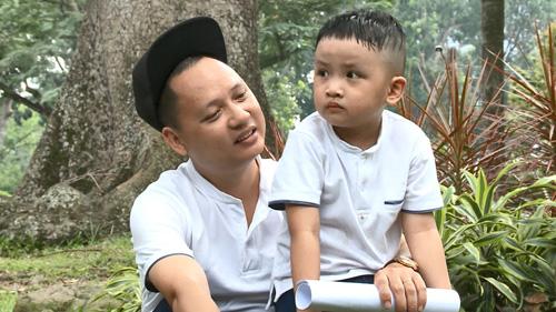 Nguyễn Hải Phong - Vũ Minh Tâm tiết lộ bí quyết dạy con - 2