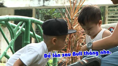 Nguyễn Hải Phong - Vũ Minh Tâm tiết lộ bí quyết dạy con - 4