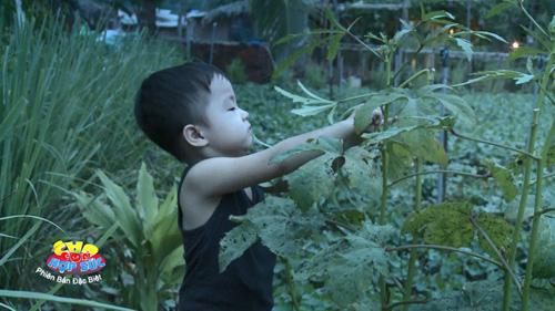 Nguyễn Hải Phong - Vũ Minh Tâm tiết lộ bí quyết dạy con - 5