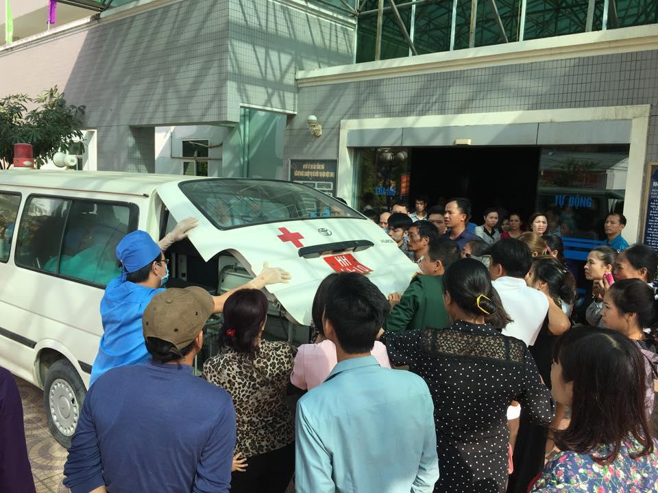 Xác định danh tính 5 nạn nhân trong vụ nổ bốt điện - 2