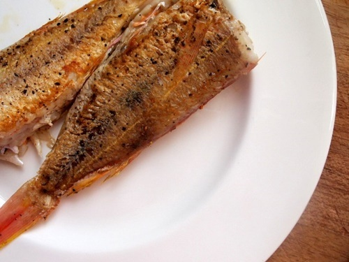 Bữa trưa ngon miệng với món cá hồng sốt cà chua - 6