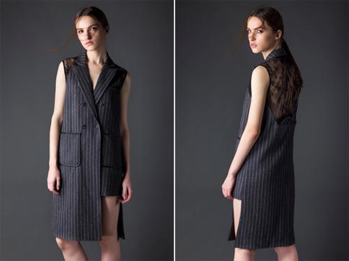 Cập nhật xu hướng thời trang mùa mới qua lookbook Kelly Bui - 1