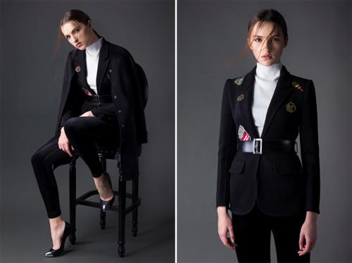 Cập nhật xu hướng thời trang mùa mới qua lookbook Kelly Bui - 2