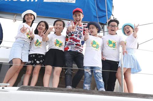 Noo Phước Thịnh sang chảnh trên du thuyền 5 sao - 1