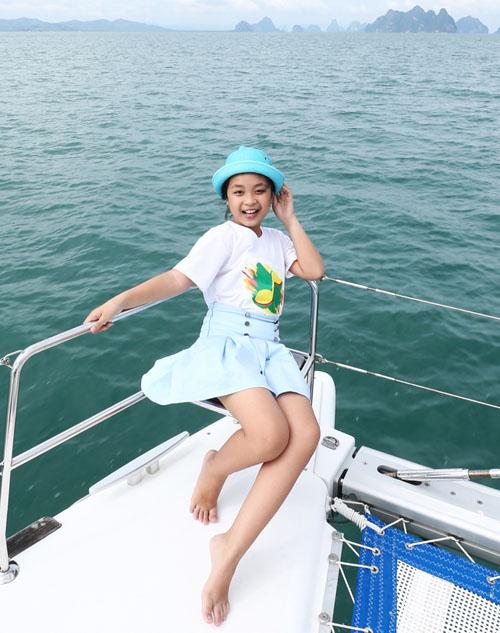 Noo Phước Thịnh sang chảnh trên du thuyền 5 sao - 3