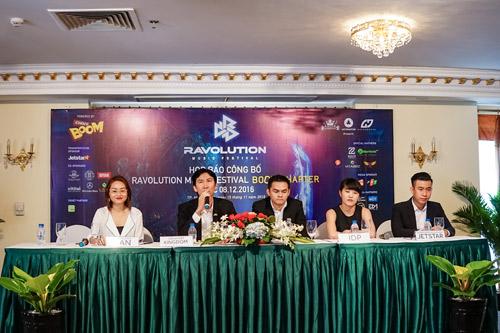 Hệ thống Kingdom tổ chức đại nhạc hội điện tử - 2
