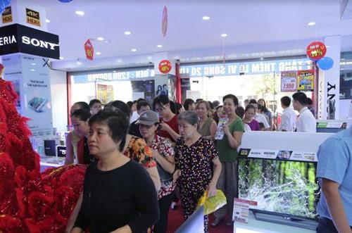 Điện máy MediaMart liên tiếp khai trương mở rộng chuỗi siêu thị - 4