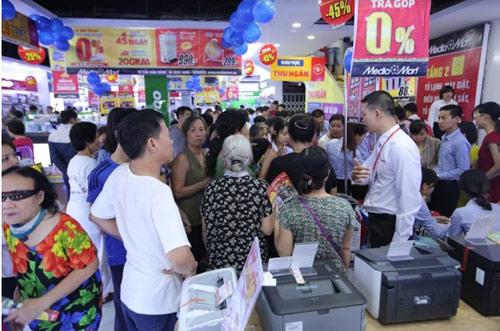 Điện máy MediaMart liên tiếp khai trương mở rộng chuỗi siêu thị - 5