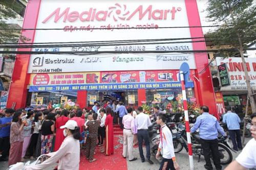 Điện máy MediaMart liên tiếp khai trương mở rộng chuỗi siêu thị - 6