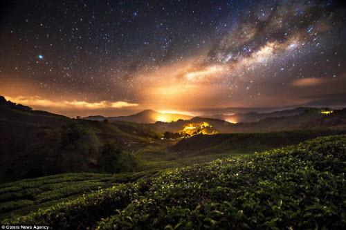 Ngắm vẻ đẹp ngoạn mục của bầu trời đêm - 5