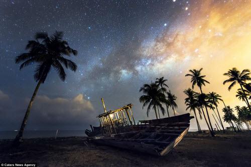 Ngắm vẻ đẹp ngoạn mục của bầu trời đêm - 8