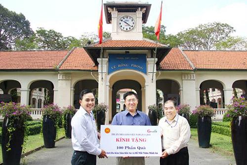 Dược Gpharm tri ân thầy cô nhân ngày Nhà giáo Việt Nam 20-11 - 1