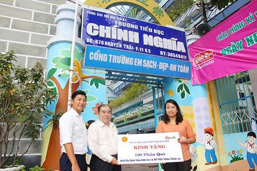 Dược Gpharm tri ân thầy cô nhân ngày Nhà giáo Việt Nam 20-11 - 3