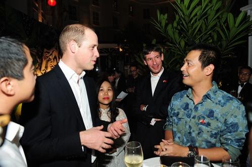 Xuân Bắc nói gì với hoàng tử William trên phố Hà Nội? - 3