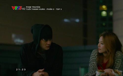 """Nhã Phương bị Kang Tae Oh bỏ rơi phũ phàng trong """"Tuổi thanh xuân 2"""" - 1"""
