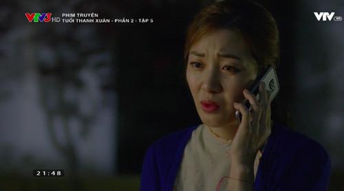 """Nhã Phương bị Kang Tae Oh bỏ rơi phũ phàng trong """"Tuổi thanh xuân 2"""" - 5"""