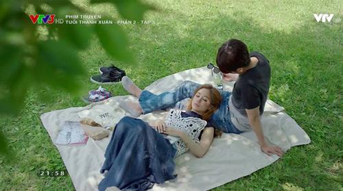 """Nhã Phương bị Kang Tae Oh bỏ rơi phũ phàng trong """"Tuổi thanh xuân 2"""" - 3"""