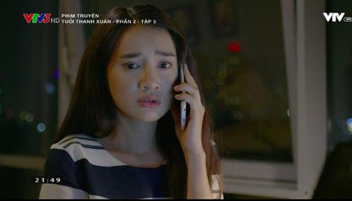 """Nhã Phương bị Kang Tae Oh bỏ rơi phũ phàng trong """"Tuổi thanh xuân 2"""" - 4"""