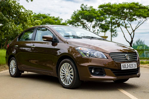 Suzuki Ciaz tại Việt Nam: Đề cao tính thực dụng - 1