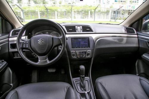 Suzuki Ciaz tại Việt Nam: Đề cao tính thực dụng - 2