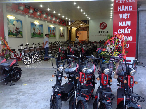 JILI Việt Nam: Công thức đặc biệt cho xe điện Made in Việt Nam - 1