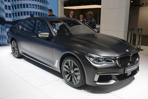BMW M760Li: Siêu sedan 600 mã lực - 1