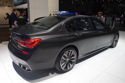 BMW M760Li: Siêu sedan 600 mã lực - 3
