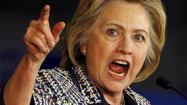 Báo Mỹ: Bà Clinton nổi khùng, đập phá trong đêm bầu cử - 1